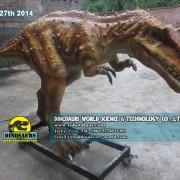 The Academy of Natural Sciences of Drexel University Albertosaurus