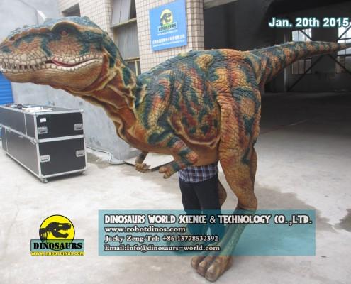Walking Dinosaur Costume