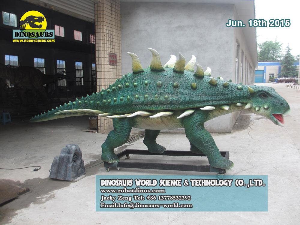 Animatronic Dinosaurs Polacanthus