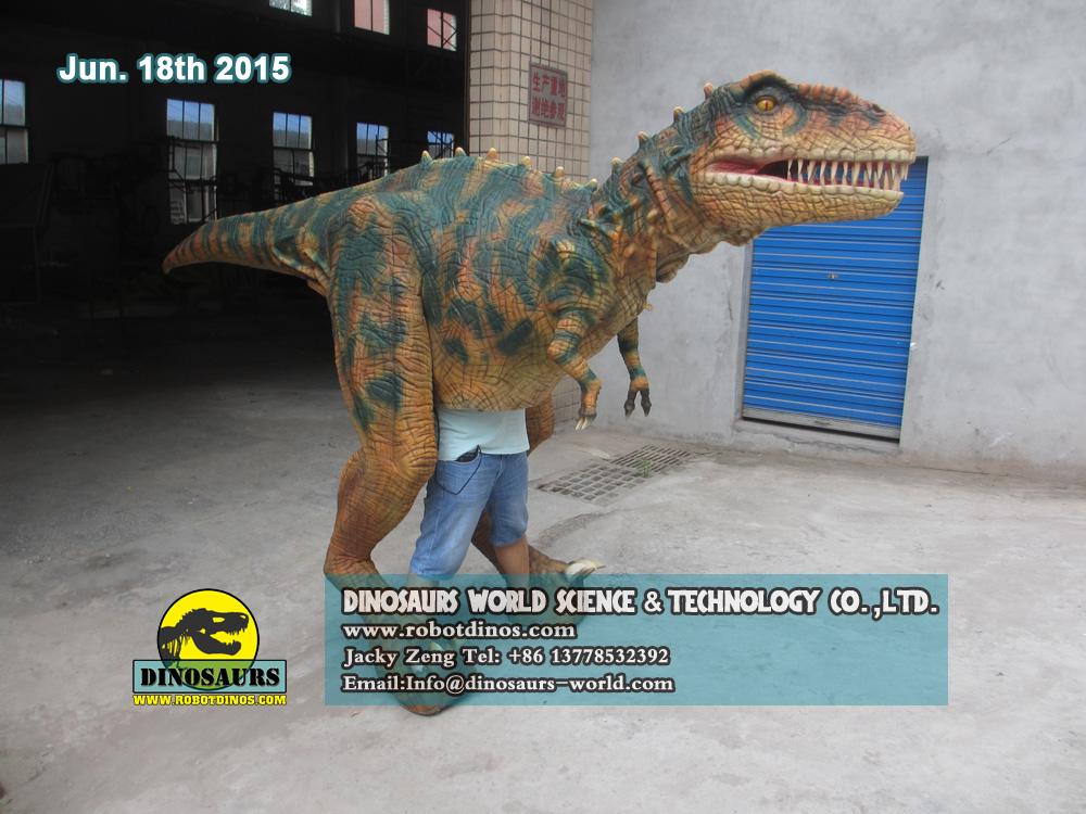 Dinosaur Costume T-Rex