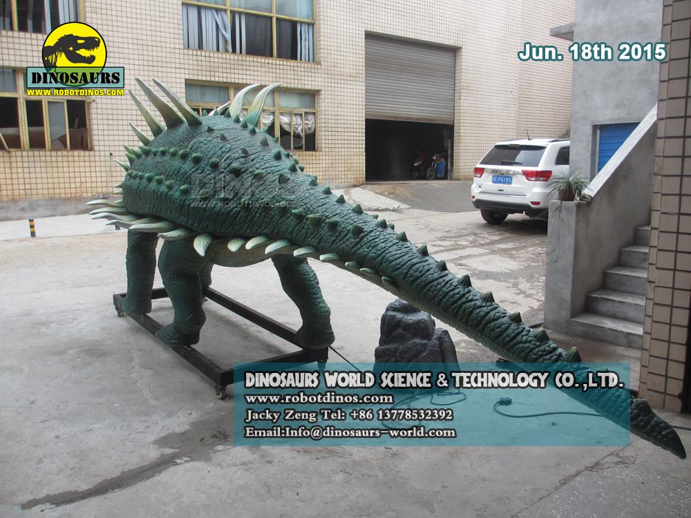Life Size Dinosaur Polacanthus