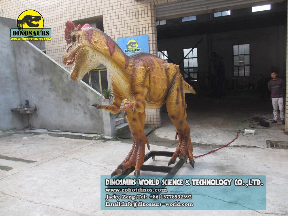 Robotic Dinosaur Dilophosaurus