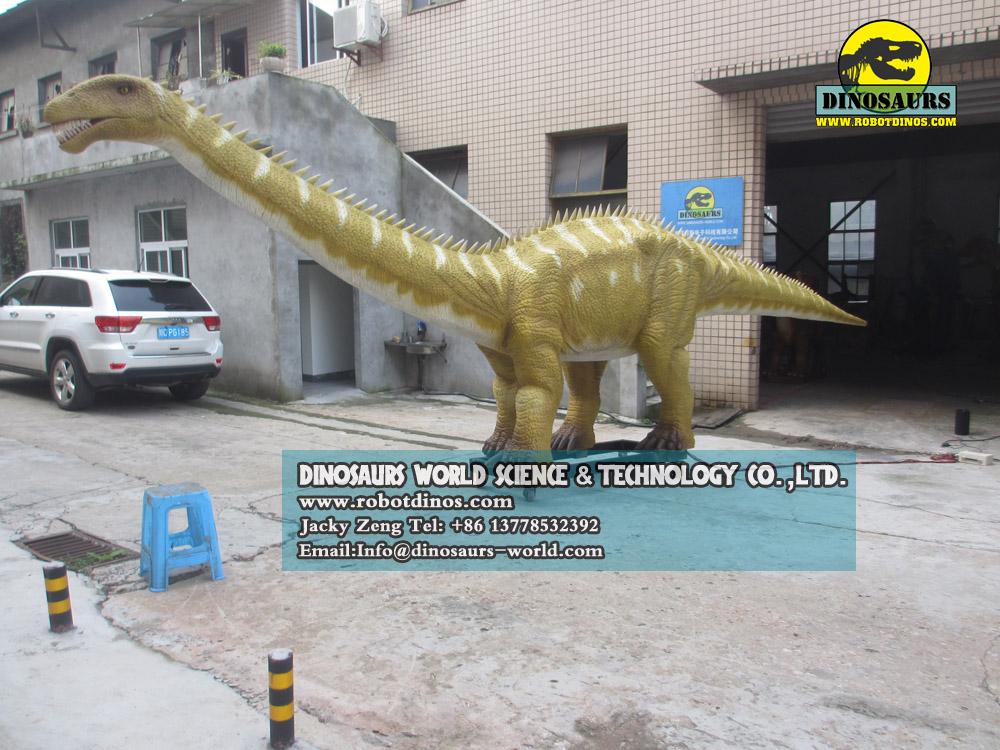 Robotic Dinosaur Diplodocus