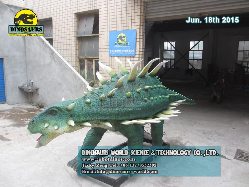 Robotic Dinosaur Polacanthus