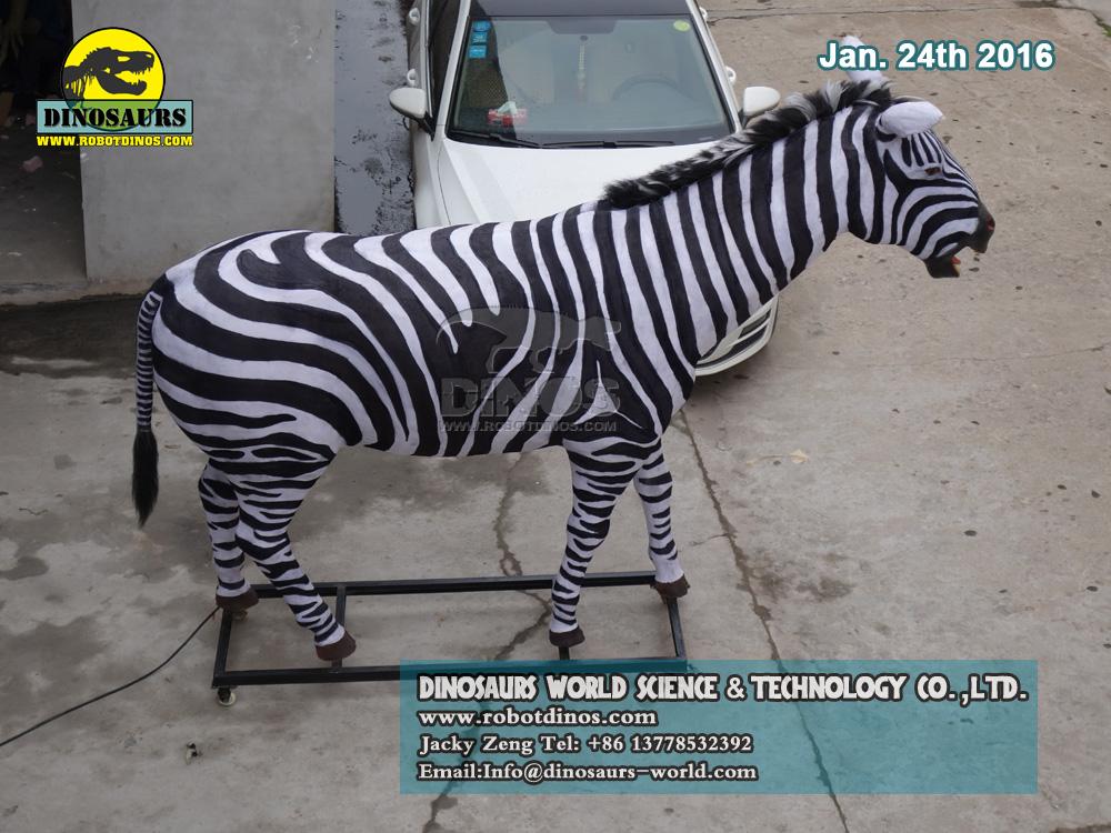 Robotic Zebra