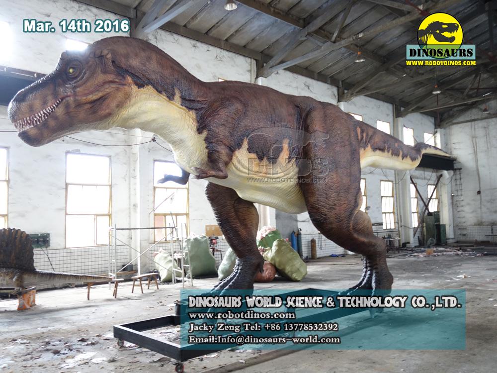 Static Dinosaurs