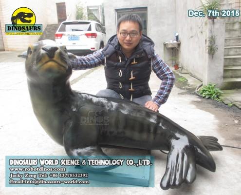DWA039 Animatronic Seals , Animatronic Animals
